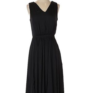 Banana Republic Black Maxi Dress